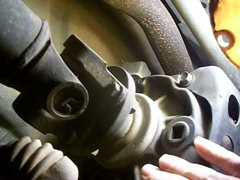 How to replace a clutch in 91 nissan 4X4 D21 intro