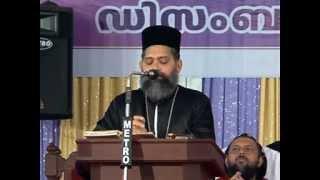 Repeat youtube video Shakthikarekuna Daivam speech by Rev.Fr.Poulose Parekara