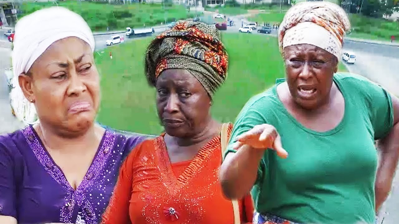 Download THE BRUTAL MOTHER IN-LAW  PART 2 {New Movie} Patience Ozokwor Nigerian Nollywood Movie