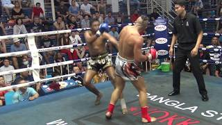 Top 5 Tiger Muay Thai Knockouts Of 2018