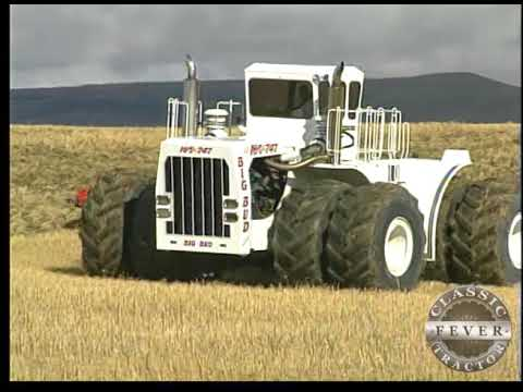 Worlds Largest Tractor - 1977 Big Bud 747 - Classic Tractor Fever