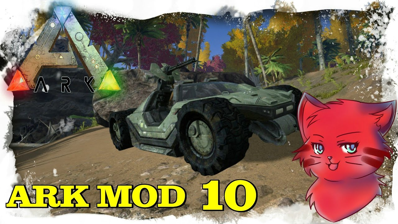 Halo warthog mod 10 ark survival evolved youtube halo warthog mod 10 ark survival evolved malvernweather Image collections