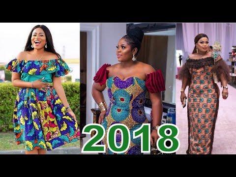 Hottest Ankara Styles 2018 : Latest African Ankara Styles