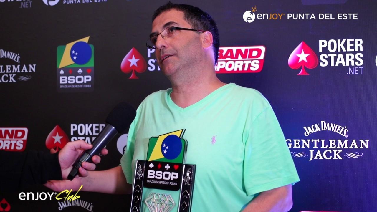 Mario Bonanata - Ganador NLH High Roller