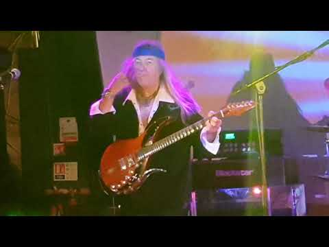 Uli Jon Roth  - Don't Tell The Wind - Òran Mòr, Glasgow 3rd Nov 2018
