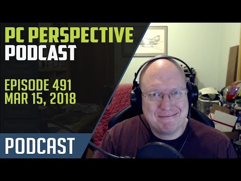 Podcast #491 - Intel Optane 800P, UltraWide Monitors, and more!