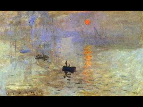 Delight or Despair at the Moulin de la Galette - Lecture 2 - Claude Monet and Camille Pissarro.