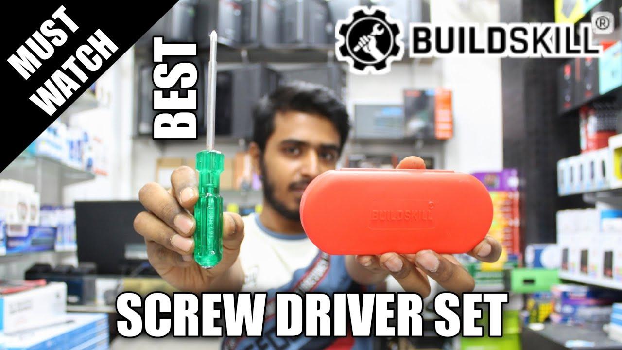 Best Screw Driver Set Unboxing | Laptop Screwdriver | Electric Screwdriver Set | Star Screwdriver