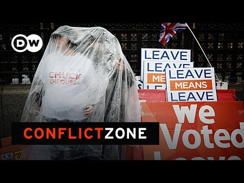 Pro-Brexit MP: Leave EU with May's deal or risk remaining | DW Conflict Zone