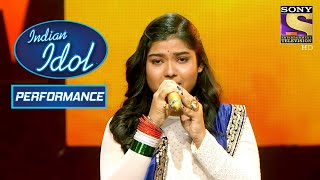 Ankona ने 'Ae Mere Wattan Ke Logo' पे दिया एक Patriotic Performance!   Indian Idol Season 11