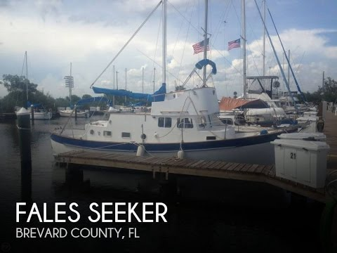 [SOLD] Used 1974 Fales Seeker in Satellite Beach,, Florida