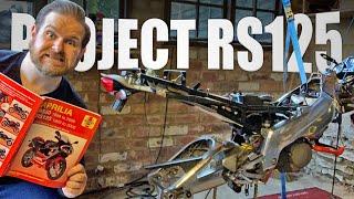 PART 3: My Lockdown Project - Rebuilding A Classic Aprilia RS125 Two Stroke 1999