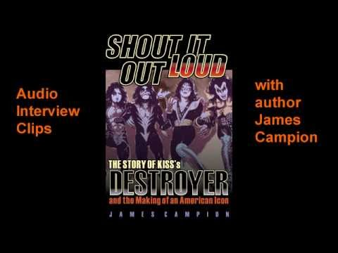 Shout It Out Loud Interviews: Dick Wagner