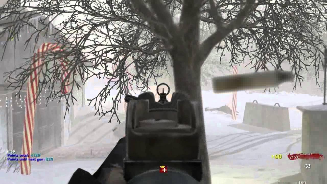 UGX CHRISTMAS | Gun Game Zombie Mod: Finally... - YouTube