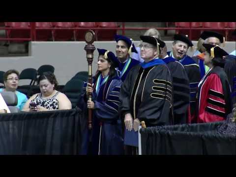 Spring 2016 Commencement: School of Education and School of Science and Computer Engineering