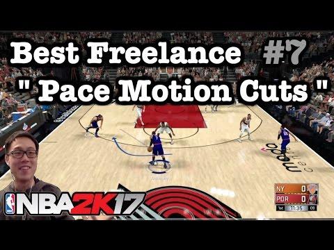 NBA 2K17 Tips Best Freelance Offense Tutorial. How to break defense Pace Motion 2K17 Tutorial #7