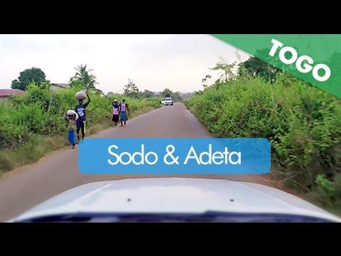 Routes du Togo : Sodo & Adeta