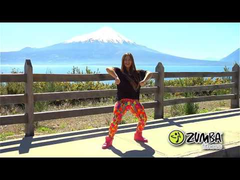 Warm up Meli Espinoza Mix Zumba Choreography – DJ Oscar Estrada