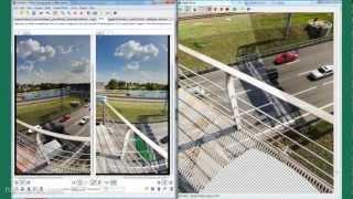 Сборка 3д панорамы (360х180 градусов) в PTGui - урок