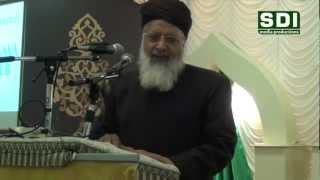 Allama Qamruzzaman Azmi Speech