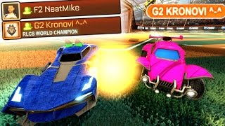 NeatMike and Kronovi Dominate