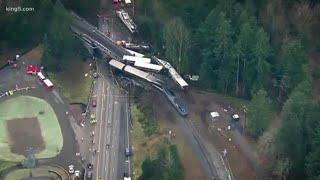 Amtrak crash site still unused since accident