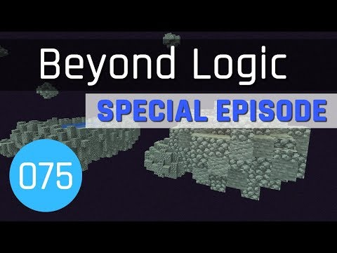 Beyond Logic #75: 🚀 Rescue Mission (Special) | Minecraft 1.13
