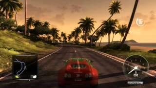 TDU2 How To Go To Secret Casino Island (GLITCH)