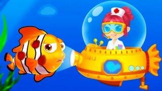 Fun Ocean Animals Care Kids Game - Play Ocean Vet Gameplay By Libii Tech