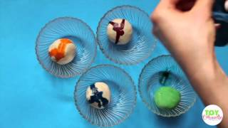 How to Make Play Doh Recipe Without Cream of Tartar Playdough  Toy Caboodle - PlaydohTV