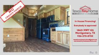 Buy Tiny Home In Conroe Texas