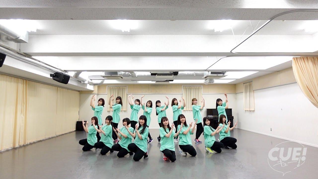 AiRBLUE「ミライキャンバス」(4/21発売 CUE! 01 Album「Talk about everything」より)Dance Practice
