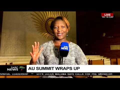 11th summit of the African Union concludes