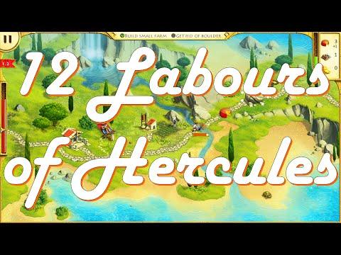 [12 Labours of Hercules] Achievement: Croesus