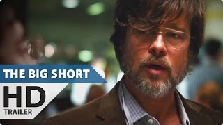 The Big Short Trailer (2016) Brad Pritt, Christian Bale, Ryan Gosling