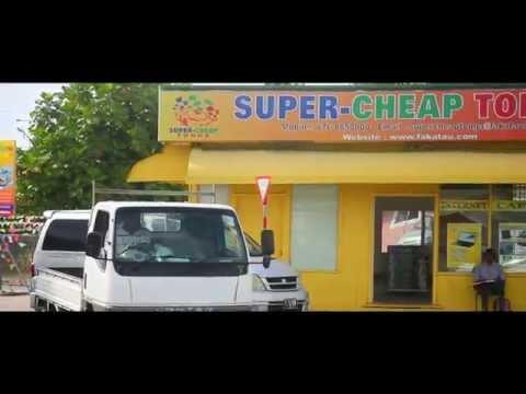 GETPERT COMPUTER & SUPER-CHEAP TONGA