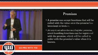 Douglas Crockford: Monads and Gonads (YUIConf Evening Keynote)