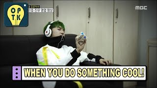 [Oppa Thinking - WINNER] WHEN YOU DO SOMETHING COOL! 20170520