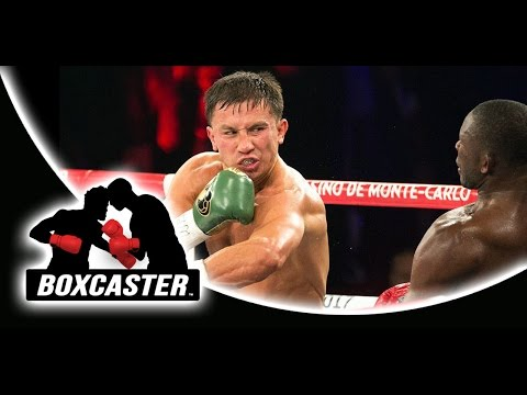 Gennady Golovkin Vs. Osumanu Adama - Full Fight In HD