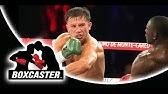 Gennady Golovkin vs. Osumanu Adama - Full Fight in HD