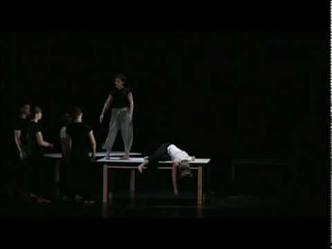 THE TABLE Part 9 of 16 [Dartmouth Dance Ensemble] ...