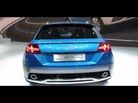 2015 Audi Quattro Shooting Brake E