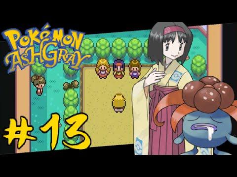 Pokemon: Ash Gray - Tam Çözüm#13 : Salon Lideri Erika