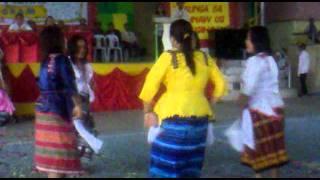 Mansaka Tribe Dance
