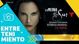 """Kate del Castillo habló de """"Teresa"""" y """"La Reina del Sur""""   Un Nuevo Día   Telemundo"""