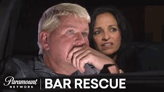 PGA Golfer John Daly Helps Taffer Conduct Recon - Bar Rescue, Season 4