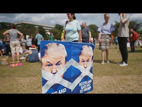 مظاهرة حاشدة في اسكتلندا احتجاجاً على زيارة ترامب للبلاد…  - نشر قبل 6 ساعة