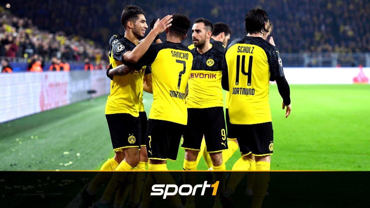Für diesen BVB-Star will Chelsea den Ablöserekord brechen | SPORT1 - TRANSFERMARKT