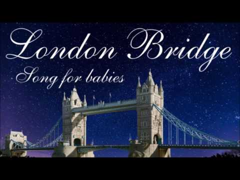 London Bridge - English Baby Song - 1 HOUR Lullaby