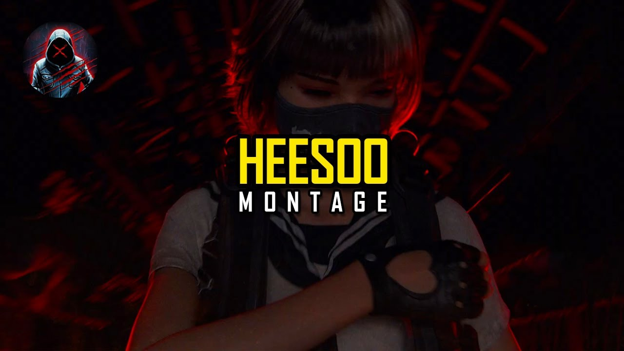 레전드 피지컬 TEAM X 수장 'HEESOO'